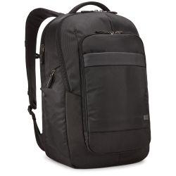 Case Logic Notion NOTIBP-117 Black rugzak Casual rugzak Zwart Nylon