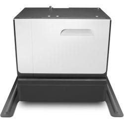 HP PageWide Enterprise Printerkast en standaard, Zwart, Grijs, PageWide Enterprise Color MFP 586, 668 x 567 x 512,9 mm (Als nieu