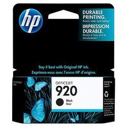 HP 920 Black Officejet Ink Cartridge Zwart inktcartridge