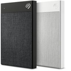 Seagate Backup Plus Ultra Touch externe harde schijf 1000 GB Wit