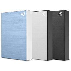 Seagate Backup Plus Portable externe harde schijf 4000 GB Zilver