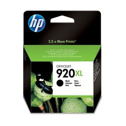 HP 920XL Zwart inktcartridge