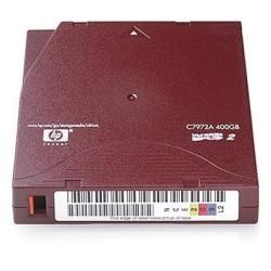 HP Ultrium LTO2 400GB, LTO
