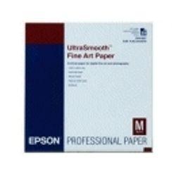 Epson Ultrasmooth Fine Art Paper, DIN A3+, 325g/m², 25 Vel
