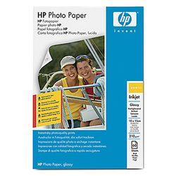 HP Glossy Photo Paper 210 g/m²-10 x 15 cm borderless/60 sht pak fotopapier