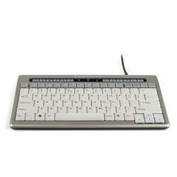 BakkerElkhuizen S-board 840 Compact Keyboard no hub (US)