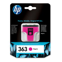 HP 363 originele magenta inktcartridge