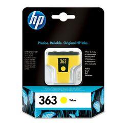 HP 363 Geel inktcartridge