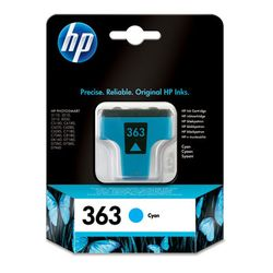 HP 363 Cyaan inktcartridge