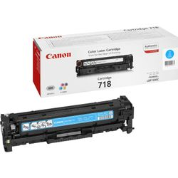 Canon CRG-718 C Laser cartridge 2900pagina's Cyaan