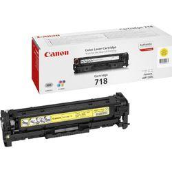 Canon CRG-718 Y Laser cartridge 2900pagina's Geel