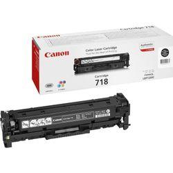 Canon CRG-718 Bk Laser cartridge 3400pagina's Zwart