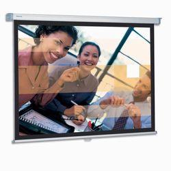 Projecta SlimScreen 180x180 Matte White S projectiescherm 1:1