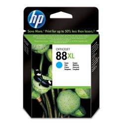 HP 88XL originele high-capacity cyaan inktcartridge