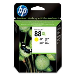 HP 88XL originele high-capacity gele inktcartridge