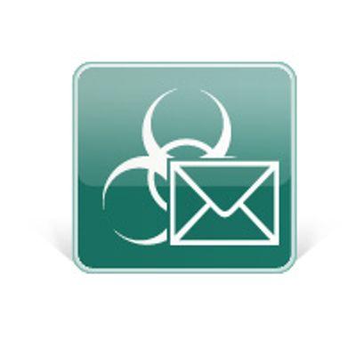Kaspersky Lab Security for Mail Server, 10-14U, 1Y, GOV, RNW