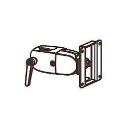 Ergotron DS Series DS100 Clamping Single Pivot 76,2 cm (30