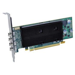 Matrox M9148 LP PCIe 1GB graphics memory. Support acr...