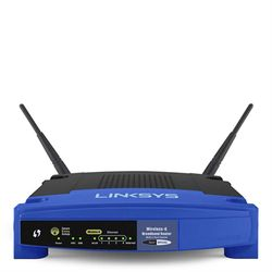 Linksys WRT54GL. Wi-Fi standard: IEEE 802.11g, Wi-Fi standards supported: IEEE 802.11g, IEEE 802.11b. Interfacetype Ethernet LAN