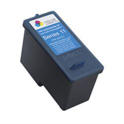 DELL 592-10279 Cyaan, Geel inktcartridge
