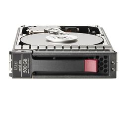 HPE 500GB, 7.2K rpm, Hot Plug, SATA 3.5