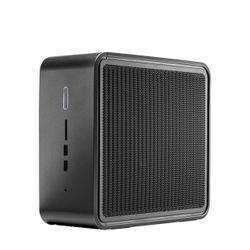 Intel NUC BXNUC9I7QNX PC/workstation barebone i7-9750H 2,6 GHz Zwart BGA 1440