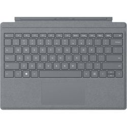 Microsoft Surface Signature Type Cover toetsenbord voor mobiel apparaat QWERTY Platina Microsoft Cover port