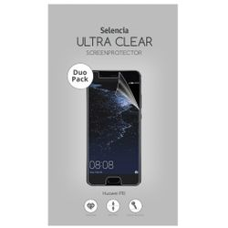 Selencia Duo Pack Ultra Clear Screenprotector Huawei P10 - Screenprotector