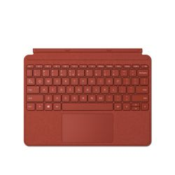 Microsoft Surface Go Type Cover Rood Microsoft Cover port QWERTY UK International