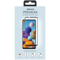 Selencia Gehard Glas Premium Screenprotector Samsung Galaxy A21s - Screenprotector
