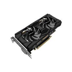 PNY VCG16606SDFPPB videokaart NVIDIA GeForce GTX 1660 SUPER 6 GB GDDR6