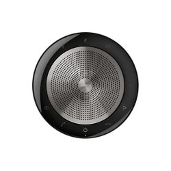 Jabra Speak 750 UC luidspreker telefoon Universeel Zwart, Zilver USB/Bluetooth