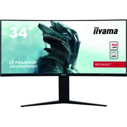 iiyama G-MASTER GB3466WQSU-B1 LED display 86,4 cm (34