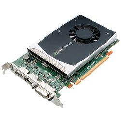 HP NVIDIA Quadro 2000 1GB, Quadro 2000, 1 GB, GDDR5, 128 Bit, 2560 x 1600 Pixels, PCI Express 2.0 (Als nieuw)