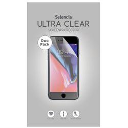 Selencia Duo Pack Ultra Clear Screenprotector OnePlus 8 Lite - Screenprotector