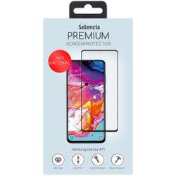 Selencia Glas Anti-Bacteriële Screenprotector Galaxy A71/Note 10 Lite - Screenprotector
