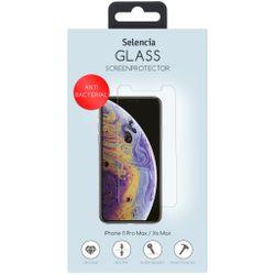 Selencia Glas Anti-Bacteriële Protector iPhone 11 Pro Max / Xs Max - Screenprotector