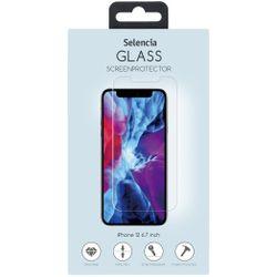 Selencia Gehard Glas Screenprotector iPhone 12 6.7 inch - Screenprotector