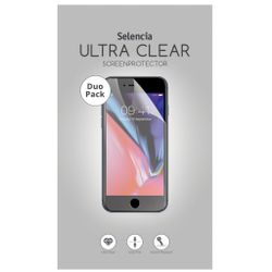 Selencia Duo Pack Ultra Clear Screenprotector iPhone 12 6.7 inch - Screenprotector