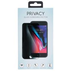 Selencia Gehard Glas Privacy Screenprotector iPhone SE (2020) - Screenprotector