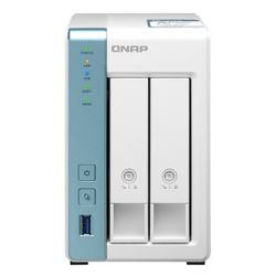QNAP TS-231P3 NAS Tower Ethernet LAN Wit AL314