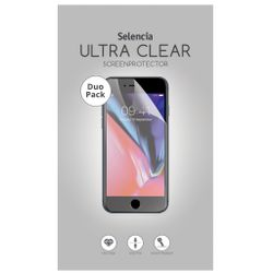 Selencia Duo Pack Ultra Clear Screenprotector OnePlus Nord - Screenprotector