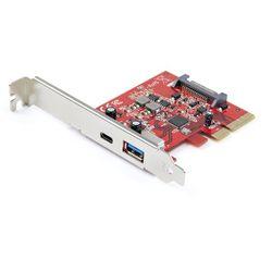 StarTech.com PEXUSB311AC3 interfacekaart/-adapter Intern USB 3.2 Gen 2 (3.1 Gen 2)