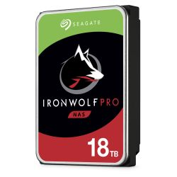 Seagate IronWolf Pro ST18000NE000 interne harde schijf 3.5