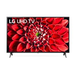 LG 43UN711C 4K UHD Smart TV, webOS including Netflix, YouTube, features for Commercial Use, AirPlay 2 , OTT Apps