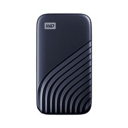 Western Digital My Passport 500 GB Blauw