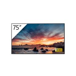 Sony 4K Android 75 BRAVIA met Tuner for Engels (UK)