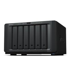 Synology DiskStation DS1621xs+ NAS Desktop Ethernet LAN Zwart D-1527