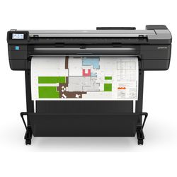 HP Designjet T830 grootformaat-printer Thermische inkjet Kleur 2400 x 1200 DPI A0 (841 x 1189 mm) Ethernet LAN Wi-Fi