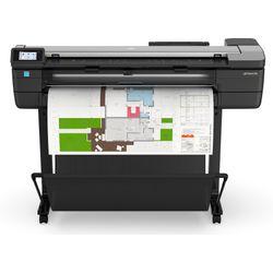 HP Designjet T830 grootformaat-printer Wi-Fi Thermische inkjet Kleur 2400 x 1200 DPI A0 (841 x 1189 mm) Ethernet LAN
